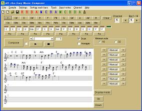 Easy Music Composer Free petit