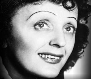 Edith Piaf (Chanteuse)
