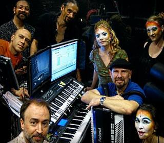 Le Cirque du Soleil (Spectacle musical)