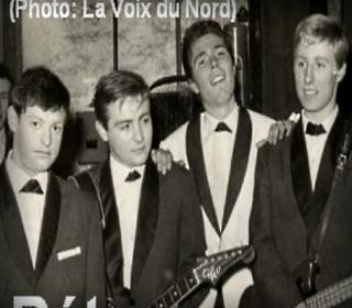 Les Bourgeois de Calais (Groupe)