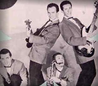 Les Clover Boys (Groupe)
