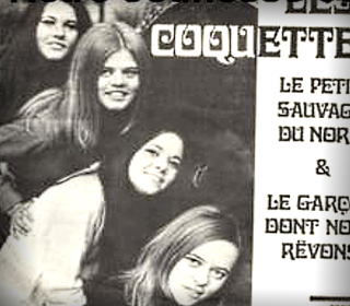 Les Coquettes (Groupe)