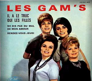 Les Gam's (Groupe)