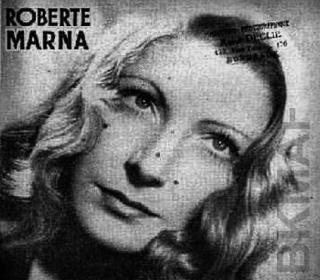 Roberte Marna (Chanteuse)